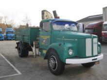 Scania L80 Truck Crane