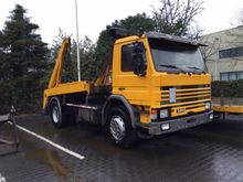 1987 Scania 113M 320 VOLL BLATT
