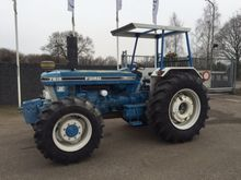 Used Ford 7810 Tract