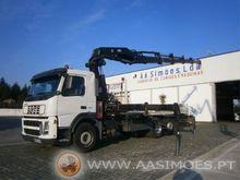 Volvo FM12 420 Truck Crane