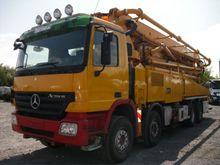 Mercedes Benz 4148 Sermac 50m C