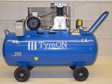 2016 TyreON TA 310-200-10 Compr