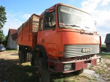 Used Iveco 4x4 Tippe