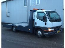 Mitsubishi Canter Car transport