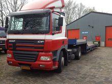 2003 DAF 85 & Trailer Trucks