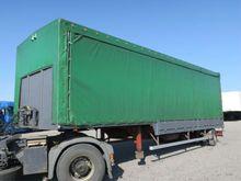 Sommer SP 100T-HL 1-Achser Tent