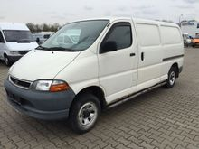 Used 1998 Toyota HiA