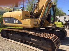 Caterpillar 323DL Crawler Excav