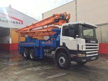 Scania 94C PUTZMEISTER 32-1 Con
