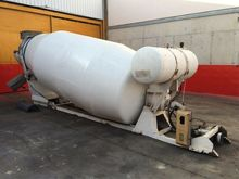 Used Gicalla 10 m3 M