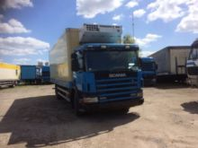 Scania 94D Frigo/Isolated/Freez