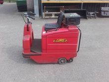 2004 Tigra Sweeping machine