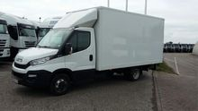 Iveco 35c13 Box with load lift