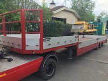 Doornwaard DT5000OZ BE-trailer