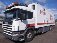 Used 1998 Scania P12