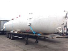 gas tank Trailers