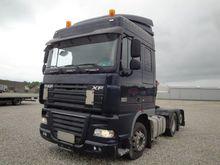 DAF XF105 6x2 Tractor unit