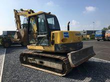 Komatsu PC110 Crawler Excavator