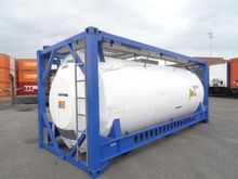 1998 Consani 20FT Tankcontainer