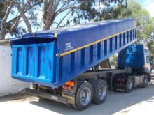 2 axles tipper