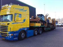 Nooteboom 3 Asser Low loader