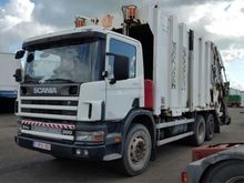 Scania P94.300 Garbage truck