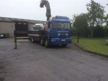 MAN 32403 8x2 Truck Crane