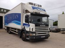 2004 Scania 94 Frigo/Isolated/F