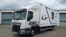 DAF LF 210 FA 12 VER Closed box