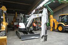 Bobcat E45EM Crawler Excavator