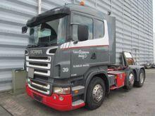 Used 2004 Scania R42