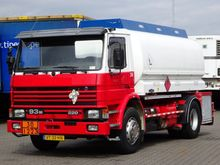 Scania 93M 220 LAG TANKWAGE Tan
