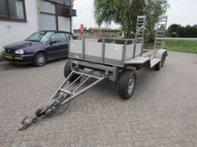 1995 Van Berne DZB35 Three axle