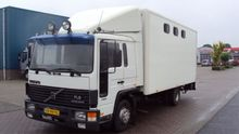 Volvo fl6 Box with load lift