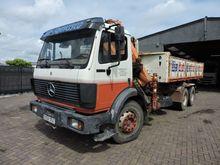 Mercedes Benz 2429 (6X4) Truck