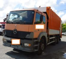 Mercedes Benz atego 2528 Garbag