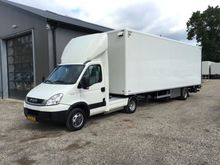 BE-Combi be trekker iveco BE-tr
