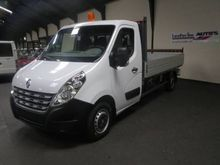 Renault Master Open box