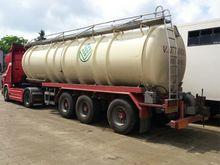 Van Hool RVS 3.16 36m3 tank