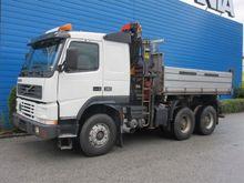 2001 Volvo FM 12-380 6x4 Dumper