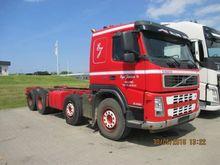 Volvo FM 8X2 Chassis Trucks