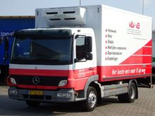 Mercedes Benz ATEGO 816 KUHLKOF