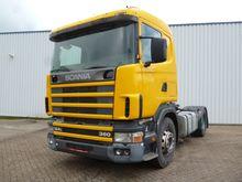 Used Scania R 124 36