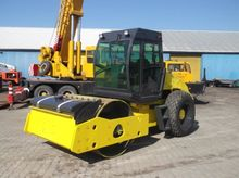 Used Bomag 8 TON Scr