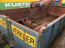 Gemakbak kraancontainer Dry Gen