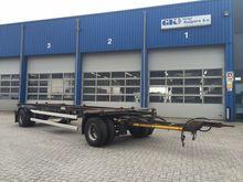 2008 Schmitz Cargobull AWF 18 B