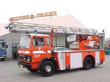 DAF FA1300 METZ LADDER Fire tru