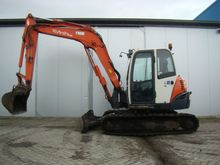 Kubota kx080 Crawler Excavator