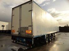 1999 Schmitz Cargobull Box / Fo