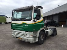2006 DAF FT CF85.360 ADR Tracto